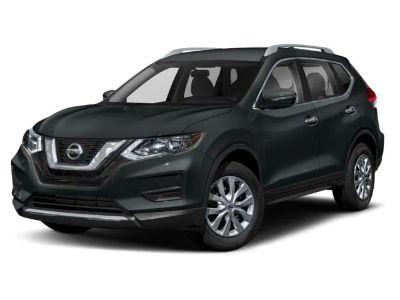 2018 Nissan Rogue SV (Magnetic Black)