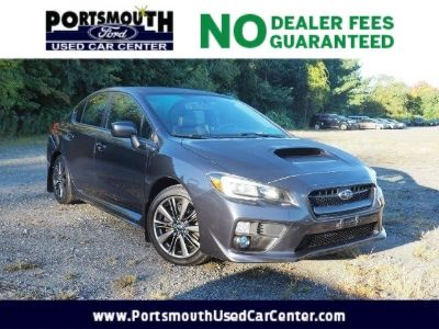 2015 Subaru Impreza WRX Limited (Dark Gray Metallic)