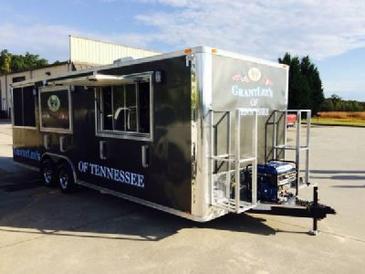 Sales Consultant Needed for Concession Trailer and Food Truck Custom Manufacturer