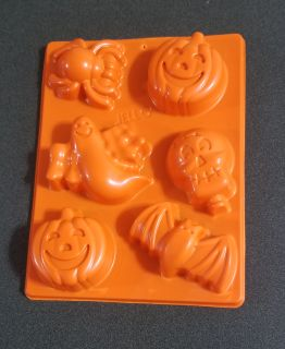 Halloween jello mold never used