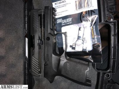 For Sale: P320 .40 S&W and P320 9mm exchange kits