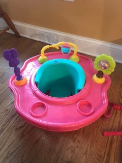 Infant seat {chair & floor use}