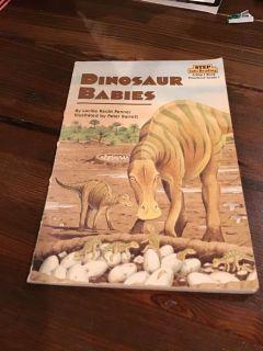 Dinosaur Babies - shows wear - code rw