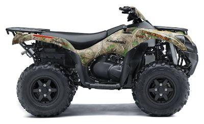 2020 Kawasaki Brute Force 750 4x4i EPS Camo ATV Sport Utility Middletown, NJ