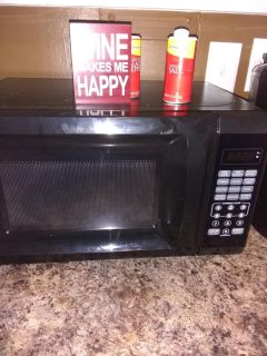 Small new microwave