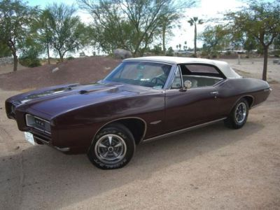 $15,000, $15,000, 1968 Pontiac GTO - Private Seller