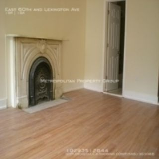 Sutton Place -  Spacious One Bedroom With Mantle Marble Fireplace, Complete Renovation  - By Realtor