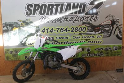 2017 Kawasaki KX85 Motocross Motorcycles Oak Creek, WI