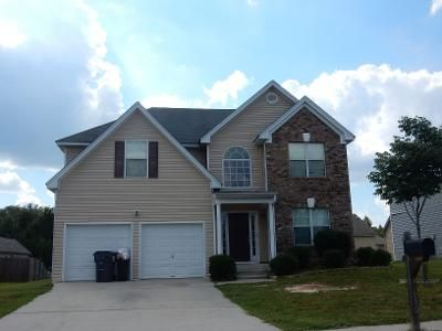 3 Bed 2.5 Bath Preforeclosure Property in Fairburn, GA 30213 - Apostle Rd