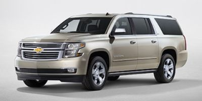 2019 Chevrolet Suburban LS (Summit White)