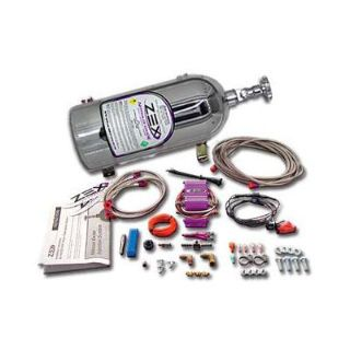 Sell ZEX 82021-P WET Nitrous Kit Honda Acura Mazda POLISHED motorcycle in Suitland, Maryland, US, for US $646.69