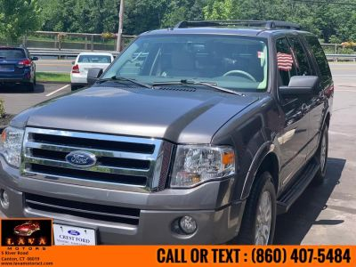 2012 Ford Expedition XLT (Sterling Grey Metallic)