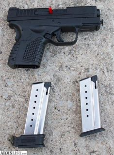 For Sale: springfield xd s