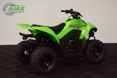 2017 Kawasaki KFX50 Kids ATVs Oklahoma City, OK