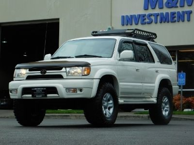 2002 Toyota 4Runner Limited 4X4 / Heated Seats / TIMING BELT / LIFTED