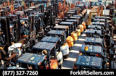 Auburn, Washington Forklifts For Sale | New and Used Sit Down Riders