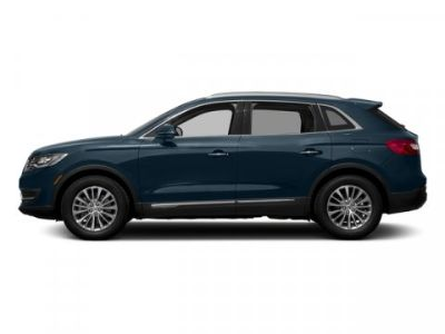 2018 Lincoln MKX Reserve (Blue Diamond Metallic)