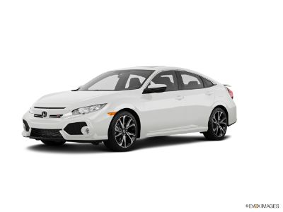 2018 Honda Civic 1.5T L4 6SP MAN (White Orchid Pearl)