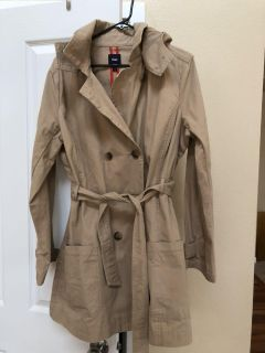 Brand new women s coat with hood size XL