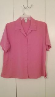 """""""KR Essential"""" . 1xl. Rose color. Smoke free home. Ebay selling for $12 to $18. Im asking $5. Will meet in Reidsville or Burlington area. Me"""