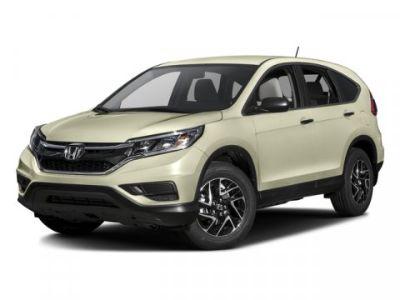 2016 Honda CR-V SE (Modern Steel Metallic)