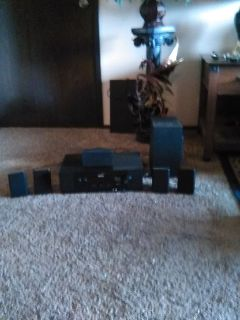 Home Theater,Receiver System