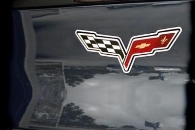 Find ACC 042080 - 05-12 Chevy Corvette Polished Emblem Trim Rings Car Chrome Trim motorcycle in Hudson, Florida, US, for US $47.13