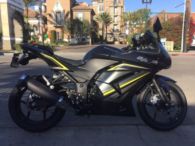 2012 Kawasaki Ninja 250R Sport Motorcycles Marina Del Rey, CA