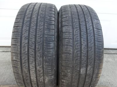 2 Used 235/65R16 Goodyear Tires