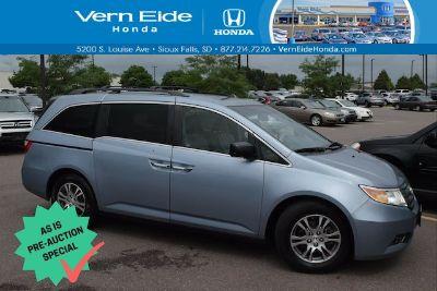 2011 Honda Odyssey EX-L w/DVD (blue ^^as is^'^')
