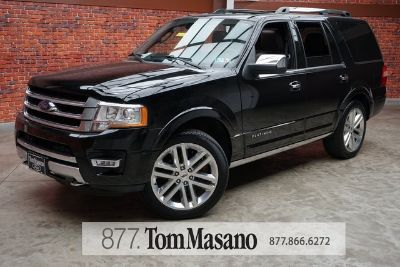 2016 Ford Expedition (Black)