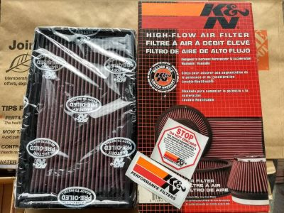 K&N Performance Air filter NIB