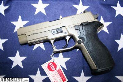 For Sale/Trade: SIG SAUER P227 FDE-BNIB