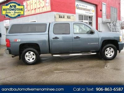 2008 Chevrolet Silverado 1500 LT1 Crew Cab 4WD