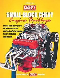 Buy HP Books 1-557-884008 Book: Small Block Chevy Engine Buildups motorcycle in Delaware, Ohio, United States, for US $18.65