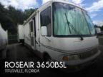 2001 Rexhall RoseAir 38