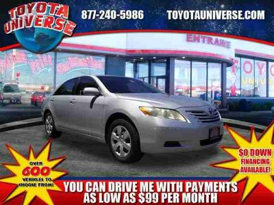 Used 2008 Toyota Camry 4dr Sdn I4 Auto