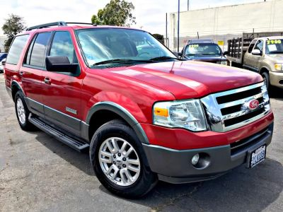 2007 Ford Expedition XLT (Burgundy)