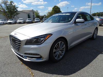 2018 Hyundai Genesis 3.8L (Santiago Silver)