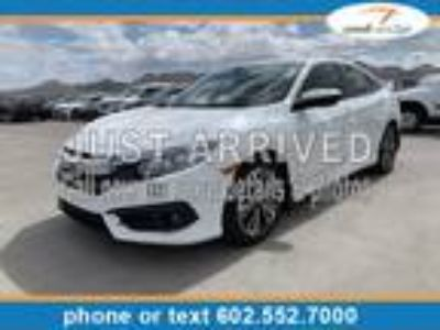 Used 2016 Honda Civic Sedan EX-L in Scottsdale, AZ