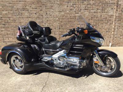2007 Honda GL1800 3 Wheel Motorcycle Jasper, GA