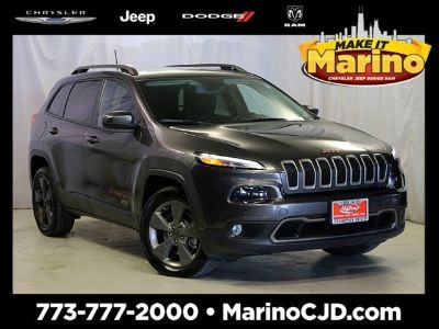 2017 Jeep Cherokee Latitude (Gray)
