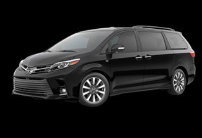 2018 Toyota Sienna Limited Premium (Midnight Black Metallic)