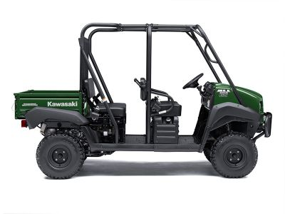 2018 Kawasaki Mule 4010 Trans4x4 Side x Side Utility Vehicles Plano, TX
