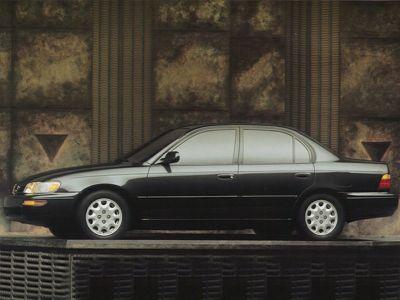 1994 Toyota Corolla Base (Gold)