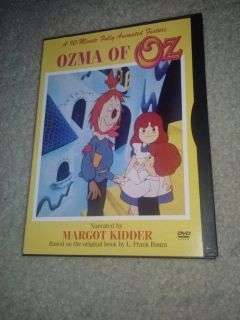 Ozma of Oz dvd