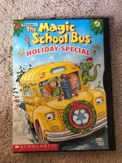 Magic school bus holiday special
