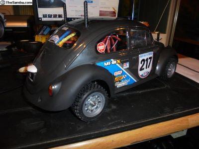 new TAMIYA rally 4x4 RC bug