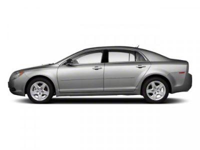 2010 Chevrolet Malibu LTZ (Silver Ice Metallic)