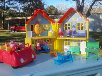 Peppa the Pig complete set